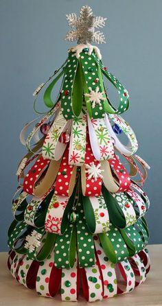 DIY: árboles de Navidad diferentes