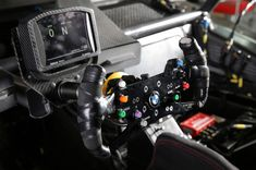 Most Amazing Cars, BMW M3 DTM interior