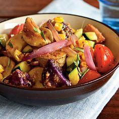 Farmers' Market Potato Salad   CookingLight.com