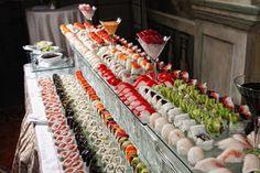 sushi bar...