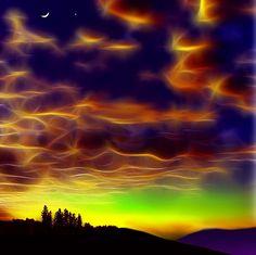 northern lights ... <3 it