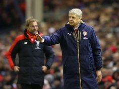 Live Commentary: Arsenal vs. Liverpool