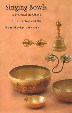 Dharmashop.com - Singing Bowls Book, $12.95 (http://www.dharmashop.com/products/Singing-Bowls-Book.html)
