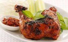 Resep Ayam Bakar Kalasan - Bumbu - Cara membuat