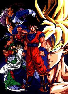 Dragon Ball Z                                                                                                                                                                                 More