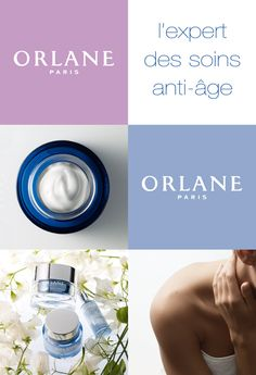 Love Orlane products...