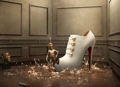 Campagne Hiver Christian Louboutin