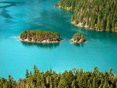 The Most Beautiful Lakes in the U.S. - Condé Nast Traveler
