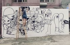 Air-Ink: tinta feita com poluição do ar