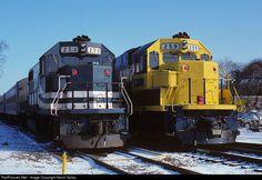 RailPictures.Net Photo: LIRR 259 Long Island Railroad EMD GP38-2 at Port Jefferson, New York by Kevin Gulau