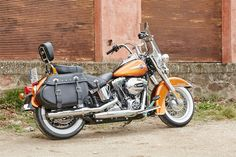 Harley Davidson Heritage Softail Classic - foto 76