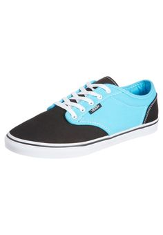 1930c52711438c ATWOOD - Sneakers laag - black light blue