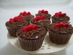 Construindo Laços: Cupcake - Dia dos Namorados