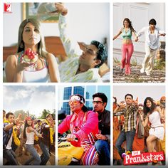 April was the month of #YRFPranksters