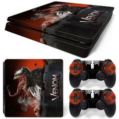 High quality Sticker, adhesive backed vinyl that is precut to fit perfectly. Easy Installation, Stylish and fashion design. Ps4 Controller Custom, Gamer Setup, Playstation 4 Console, Online Video Games, Ps4 Skins, Cute Pikachu, Xbox One S, Geek Gifts, Video Game Console