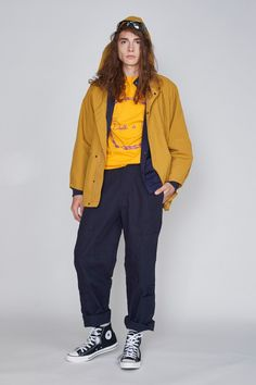 958f69149a0 Death To Tennis Spring 2019 Menswear Fashion Show Collection  See the  complete Death To Tennis Spring 2019 Menswear collection.