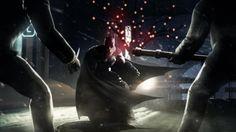 batman arkham origins video game  | ... Batman nerd love will make it so that ignoring Batman: Arkham Origins