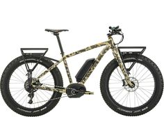 The Outfitter by Felt Bicycles is the ultimate fat e-bike for the true outdoorsman. Especially developed for hunting, fishing, camping, and adventure seeking people, the Outfitter is an all-terrain fat machine that will take your adventures to the ne Bicycle Tattoo, Bicycle Quotes, Yamaha Fz, Honda Cx500, Bicycle Crunches, Bicycle Parts, Bicycle Types, Electric Bicycle, Ares