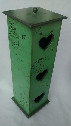 Porta Papel Higiênico | jupi artes - pintura e decoupagem em mdf | Elo7