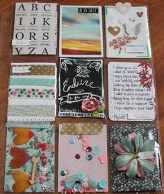 Li'l Buck's Creations: Pocket Letter Pen Pals. Pocket Letter Page #pocketletter #pocketletters