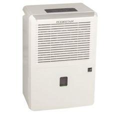 View the EdgeStar DEP501EW 50 Pint Energy Star Rated Portable Dehumidifier at allergyandair.com.