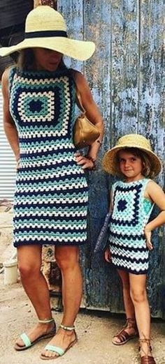 we introducing crochet dress patterns so that you can make them easily. These are free and adorable patterns that will help you to crochet your own dresses. Crochet fashion takes dresses to the next level. Crochet Summer Dresses, Summer Dress Patterns, Crochet Lace Dress, Crochet Mermaid, Crochet Flowers, Moda Crochet, Free Crochet, Crochet Top, Crochet Toddler