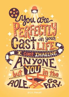 Inspirational quote by Lin-Manuel Miranda