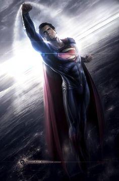 Man of Steel Concept Art 6