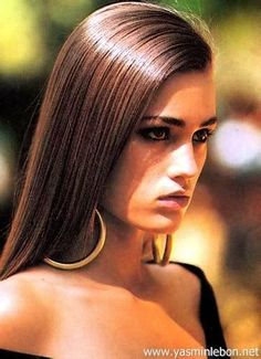 Yasemin Le Bon on of my fav 90's models. married Simon Le Bon 80's band Duran Duran