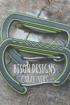 Bison Designs Carabiners