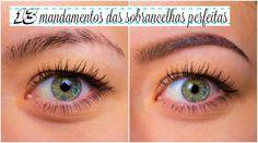 Manual das sobrancelhas: TUDO que você precisa saber para as suas ficarem perfeitas - Bolsa de Mulher