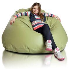 Relax XL babzsákfotel - oliva Bean Bag Chair, Relax, Texture, Big, Furniture, Home Decor, Surface Finish, Decoration Home, Room Decor