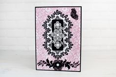 The amazing Ornamental Collection. For more information visit www.tatteredlace.co.uk