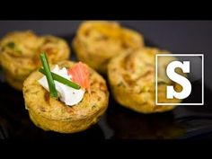 So many of us struggle to find something a bit more interesting for lunch than a simple soggy sandwich. These individual, crustless quiches are a great, quic...