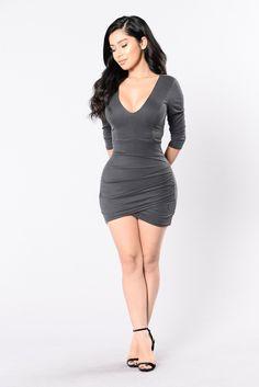 41e24e660aca7 You Wish You Could Dress - Charcoal