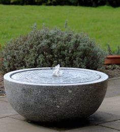 Terrassenbrunnen Granit Mila 60