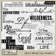 #life #wordart #wordartworld