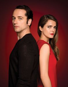 Matthew Rhys and Keri Russell | Emmy Magazine