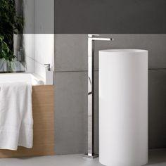 duravit philippe starck waschtisch spiegelschrank von impressionen diy leiterregal wohnen. Black Bedroom Furniture Sets. Home Design Ideas