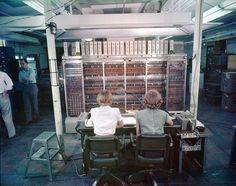 MANIAC or Mathematical Analyzer, Numerator, Integrator, and Computer (1952)