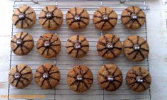 I'm one of those weird people who like spiders, and when I saw these amazing little Halloween spider cookies from A Spicy Perspective, I knew I had to make a batch! Aren't they sweet? I…