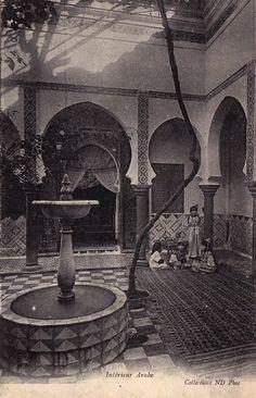 Intérieur arabe- Algérie