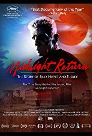 Watch Midnight Return: The Story of Billy Hayes and Turkey (2016) Online
