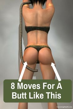 8 Exercises For A Firmer Butt (With Exercise Instructions)