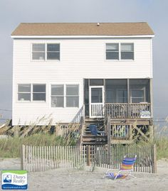 Deviled Crab in Garden City, SC...our vacation home for many years when kids were growing up.