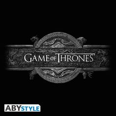 Game Of Thrones Logo Game Of Thrones T Shirt Opening Logo Astyle – Dious Design