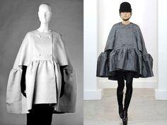 INTO THE FASHION: INTO THE ARCHIVES... Cristòbal Balenciaga 1963 and Balenciaga FW2006//7