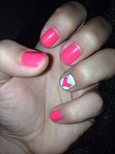 It's my vacation nails
