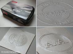 Custom Embossing Seal - Embossing Stamp - Embosser -  Emboss - Custom Wedding Stamp. $59.00, via Etsy.