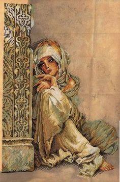 Gallery.ru / Фото #1 - 34680 - mornela pattern through link
